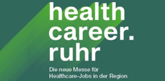 Messe healthcareer.ruhr