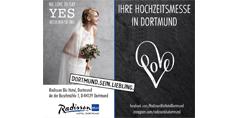 Hochzeitsmesse Radisson Blu Dortmund
