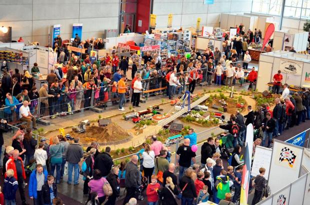 SPIELidee 2019 - Messe Rostock - Spielemesse für Spiele, Modellbau ...