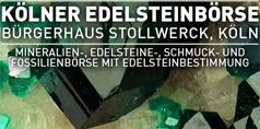 Messe Kölner Edelsteinbörse