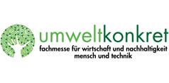 Messe umweltkonkret - Fachmesse für Wirtschaft und Nachhaltigkeit - Mensch und Technik