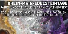 Messe Rhein-Main Edelsteintage