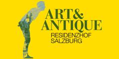 Messe ART&ANTIQUE Residenzhof Salzburg (Sommer)