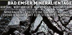 Bad Emser Mineralientage
