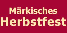 Messe Märkisches Herbstfest