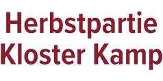 Herbstpartie Kloster Kamp