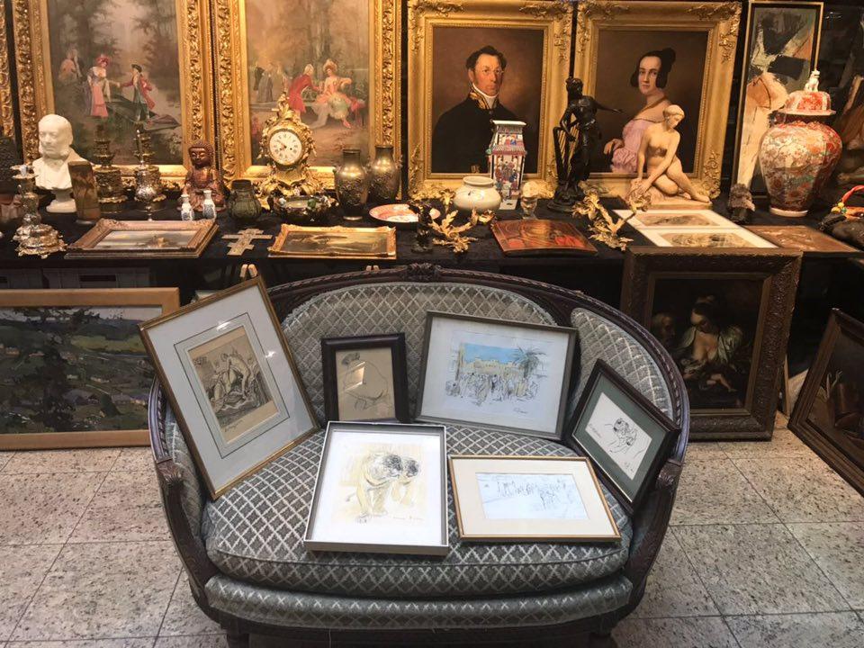 Antiquitäten Schätzen Lassen Hamburg : Kunsthandel altes silber antiquitäten