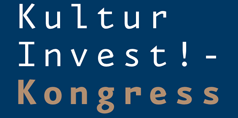 Messe KulturInvest!-Kongress