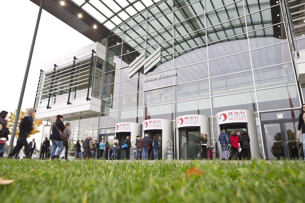 Beauty Forum München 2019 Beautymesse Kosmetikmesse