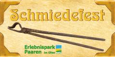 Messe Schmiedefest im Erlebnispark Paaren im Glien