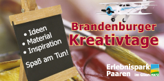 Messe Brandenburger Kreativtage