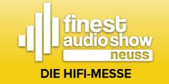 FINEST AUDIO SHOW NEUSS