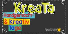 KreaTa - Handgemacht- & Kreativtage Würzburg