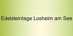 Edelsteintage Losheim