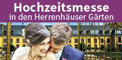 Hochzeitsmesse Herrenhausen