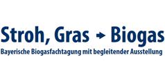 Messe Bayerische Biogasfachtagung Stroh, Gras => Biogas - Tagung für innovative Verfahren zur Nutzung von Ernteresten in Biogasanlagen