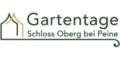 Gartentage Schloss Oberg
