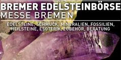Messe Bremer Edelsteinbörse
