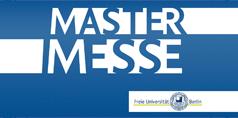 Master-Messe der Freien Universität Berlin