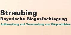Bayerische Biogastagung Straubing